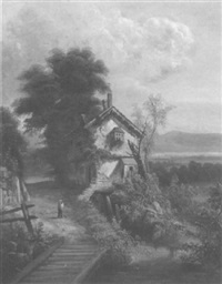 the old millhouse by paul ritter