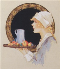 pilgrim girl by mary anderson