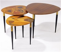 nesting tables (set of 3) by fabry