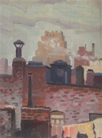 rooftop by harry t. fisk