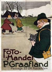 foto-handel p. graafland rotterdam by arnold van roessel