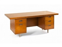office desk by harvey probber
