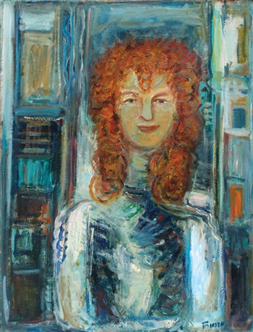 ama abramovich wife of the artist by pinchas abramovich