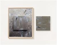 floor (in 2 parts, w/lambda print) by rafal bujnowski