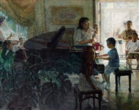family concert by xue kun
