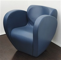 sessel size ten by ron arad