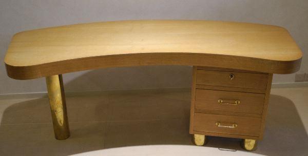 Bureau by andre renoux by jean pierre genisset blouin art sales