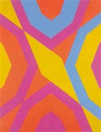 komposition mit geometrischen formen by dieter haack