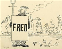 fred (peace) by robert storm-petersen