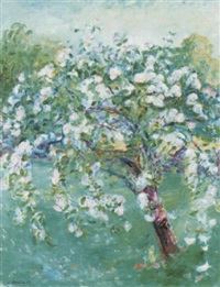äppelblom by georg lodstrom