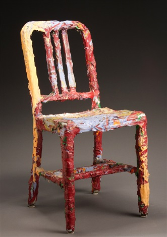 untitled chair by sam gilliam