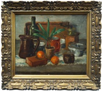 still life by kalman kemeny