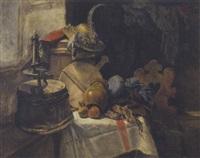 stillleben by anton joseph pepino