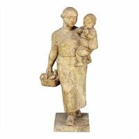 ove rohde monument at østerbro, copnehagen (maquette) by adam fischer