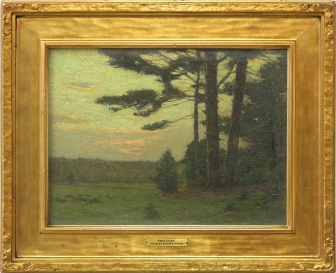 twilight by charles warren eaton
