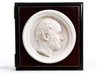 profilbildnis des clemens theodor perthes by bernhard afinger