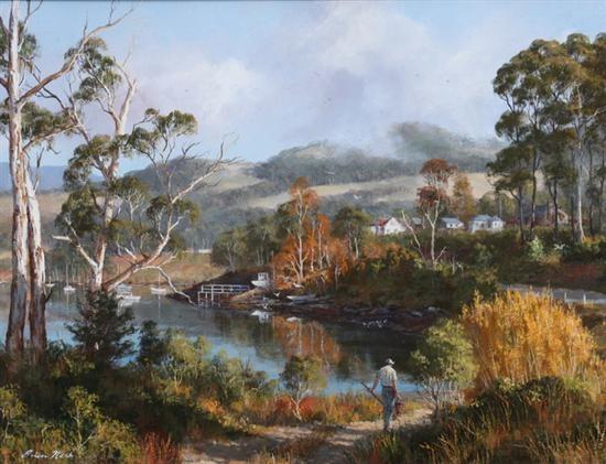 kettering tasmania by brian nash