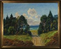 landscape by finn wennerwald