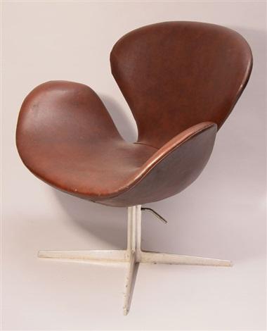 Sessel Schwan By Arne Jacobsen On Artnet