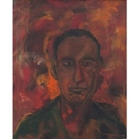 portrait by beauford delaney