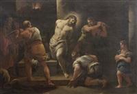 flagellazione di cristo by luca giordano