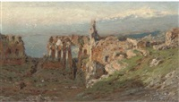 taormina, etna by otto geleng
