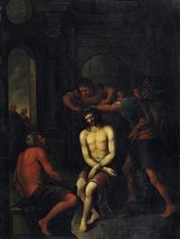 die dornenkrönung christi by joseph dorn