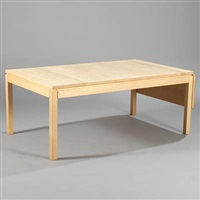 coffee table by jørgen bækmark