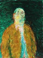 portrait of a man by kai lindemann