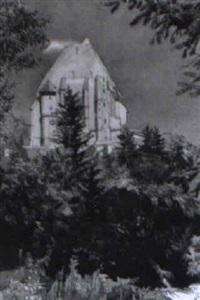 die wolfgangskirche bei kirchberg am wechsel by anton josef ritter von kenner