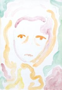 volto femminile by virgilio guidi