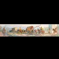 the colonization of south america by anatollo sokolov