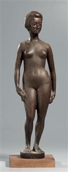 nudo femminile by quinto martini