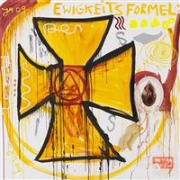 ewigkeitsformel by jonathan meese