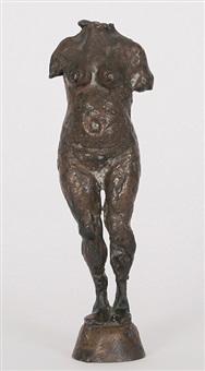 weiblicher torso by joachim dunkel