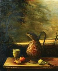 still life by rina sutzkever
