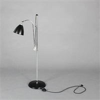 floor lamp (model bl-3) by robert dudley best