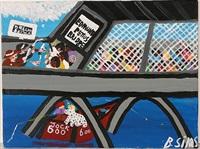 edmund pettus bridge by bernice sims