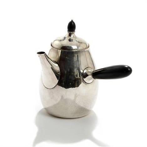 coffee pot model 80b by georg jensen co