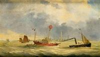 el remolcador by napoleon conseil