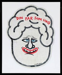 din far som ung (your dad when he was young) by huskmitnavn
