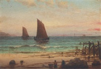 the keel row by charles keith miller