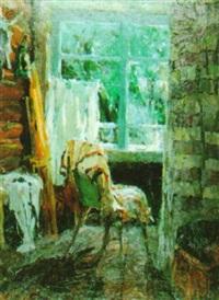 interior scene by vadim kulakov