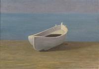barca nel silenzio by walter lazzaro