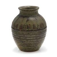 small vase by arno malinowski