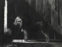 hund og h+ne i d+r+bning by adrienne lester