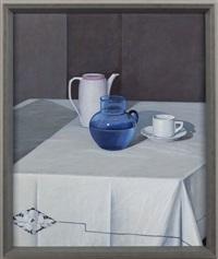caraffa blue by paola campanella