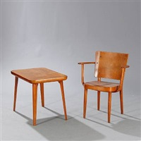 armchair (model 2244) by soren hansen