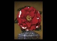 red camellias by masahiko yamanaka