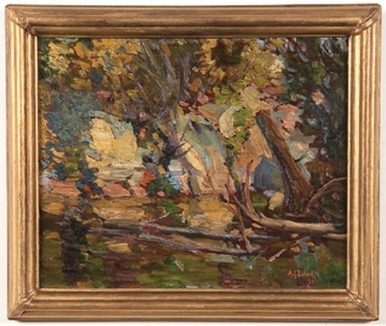 landscape by arnold ignace emodi
